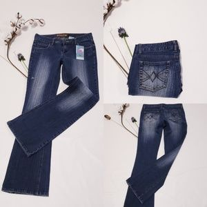 Denim - Mudd Jeans boot cut size 7🦄💞